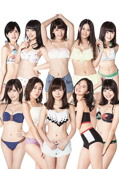 AKB48 Group Official Calendar 2017